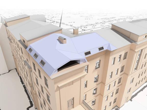 Как узаконить постройку мансарды в частном доме?