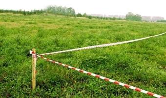 Вынос в натуру границ земельного участка в 2020 году