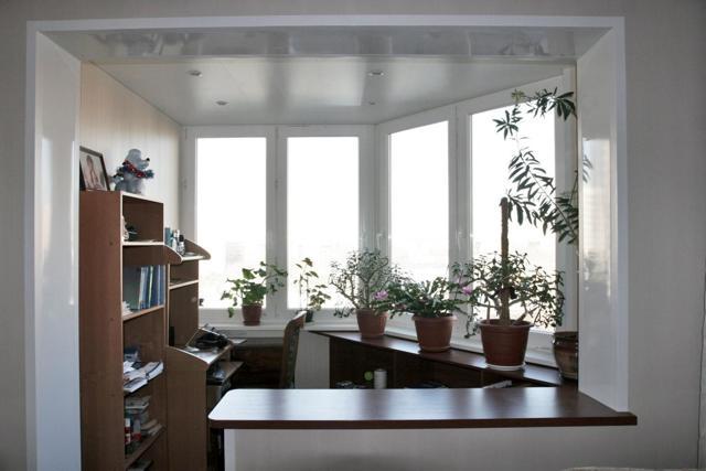Перепланировка балкона в 2020