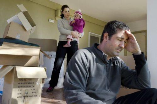 Выселение бывшей жены из собственной квартиры