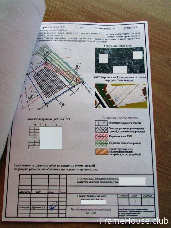 Для чего нужен градостроительный план земельного участка?