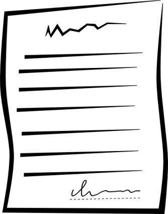 Как написать расписку о том, что претензий не имею