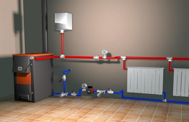 Как провести газ в частный дом?