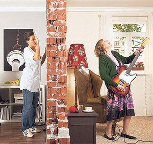 Что делать с шумными соседями сверху по закону?