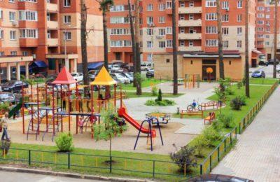 Придомовая территория многоквартирного дома: нормативы по закону