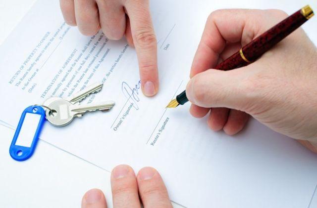 Расторжение договора аренды по соглашению сторон