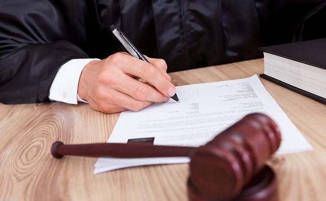 Как написать заявление в суд на управляющую компанию: образец