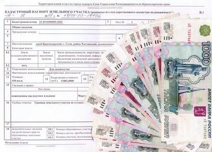 Как получить кадастровый паспорт земельного участка?