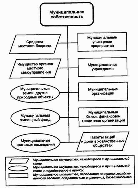 Формы собственности в РФ