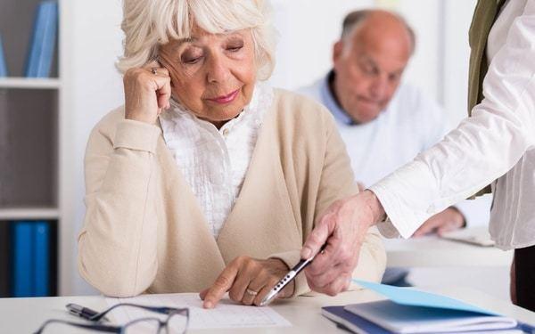 Образец заявления о предоставлении льготы на имущество для пенсионеров