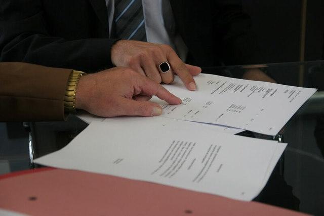 Акт приема-передачи выполненных работ по договору оказания услуг