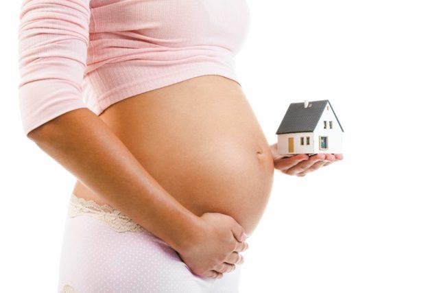 Дают ли ипотеку беременным женщинам?