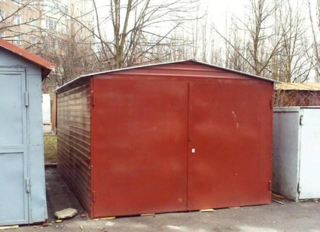 Аренда земли под гараж