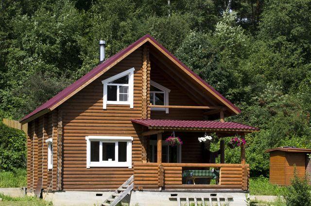 Ипотека на садовый участок с домом